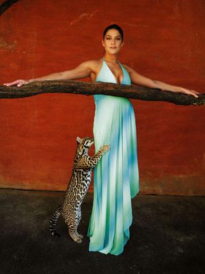 Priscila Fantin é uma das convidadas internacionais para a XIII Gala dos Globos de Ouro