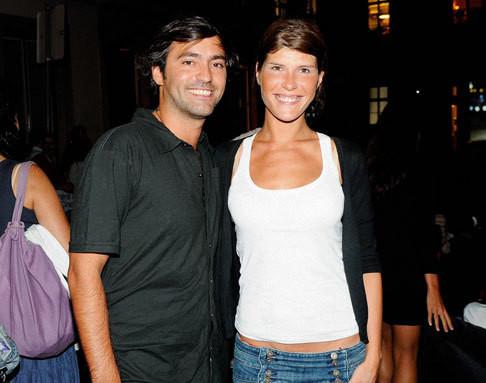 Bruno Coutinho e Tristana Esteves Cardoso