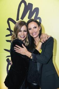 Caras Rita Ferro Rodrigues E Iva Domingues Primeiro Aniversario Do Projeto Maria Capaz