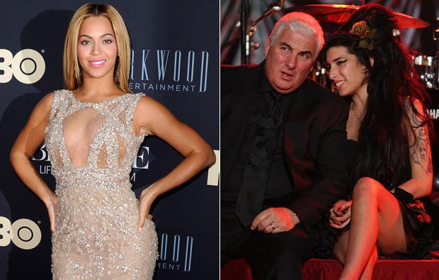 Beyoncé, Mitch e Amy Winehouse.jpg