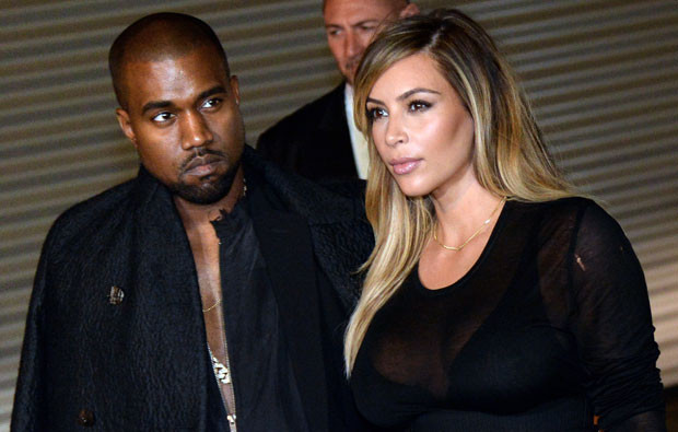 Kane West e Kim Kardashian.jpg