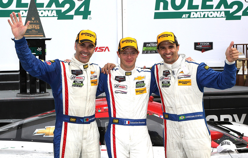 João Barbosa, Sebastien Bourdais e Christian Fittipaldi.jpg