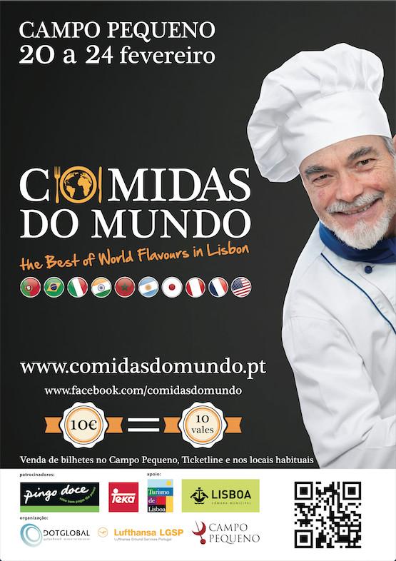 Cartaz Comidas do Mundo.png