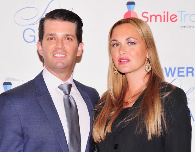 Donald Trump Jr. e Vanessa Haydon.jpg