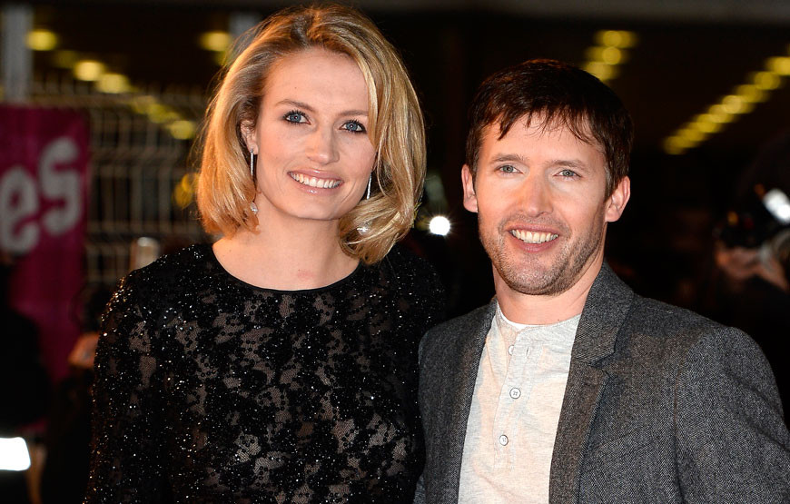Sofia Wellesley e James Blunt.jpg