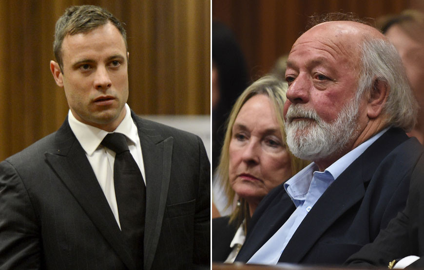 Oscar Pistorius e June e Barry Steenkamp.jpg