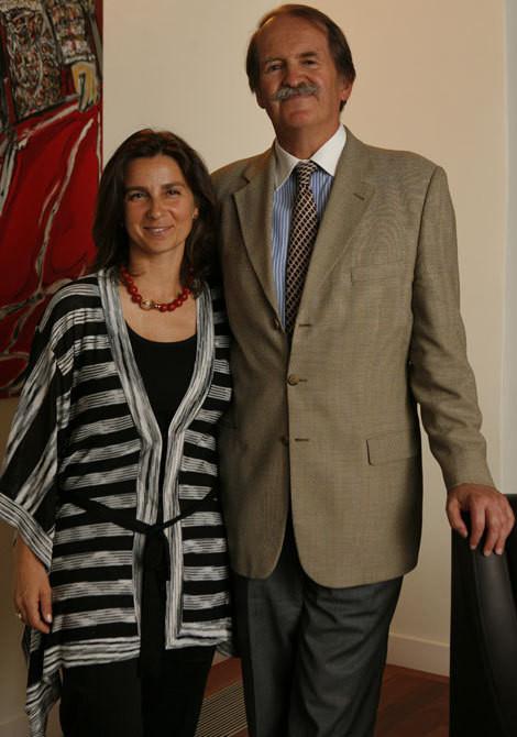 D. Isabel e D. Duarte de Bragança