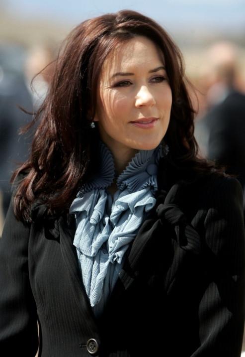 A princesa Mary da Dinamarca