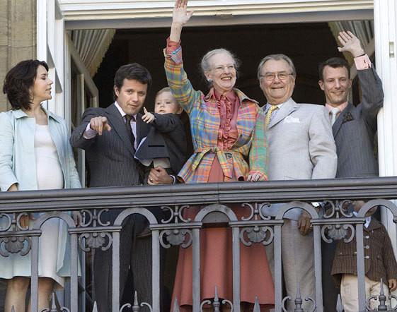 Família Real da Dinamarca