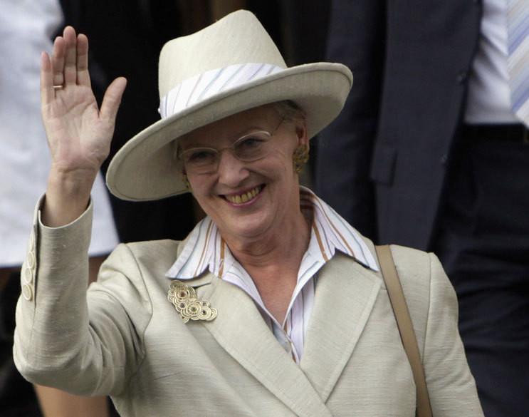 A rainha Margarida da Dinamarca