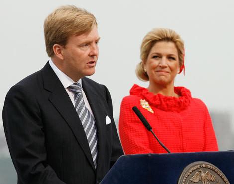 Guilherme e Máxima da Holanda