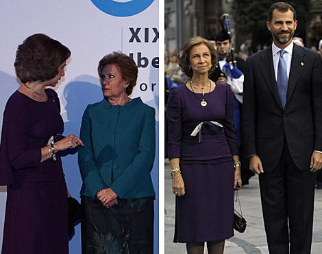 A rainha Sofía
