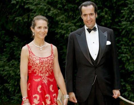 Infanta Elena e Jaime de Marichalar