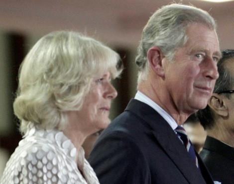 O príncipe Carlos e a mulher, Camilla