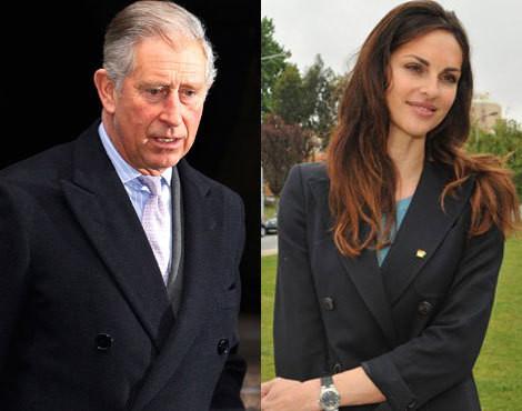Príncipe Carlos e Tasha de Vasconcelos