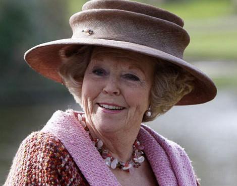 Rainha Beatriz da Holanda