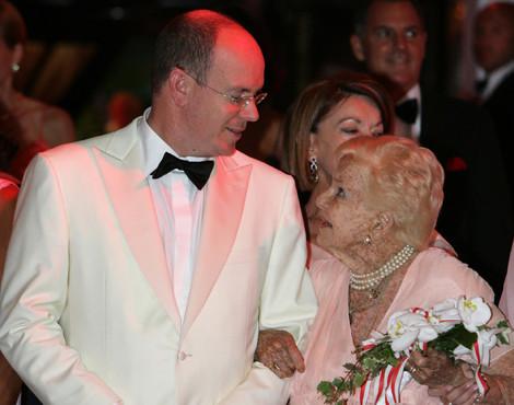 Príncipe Alberto e Antoinette do Mónaco