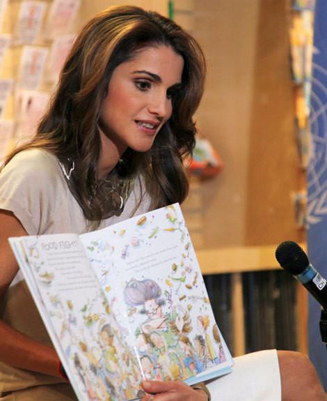 A rainha Rania