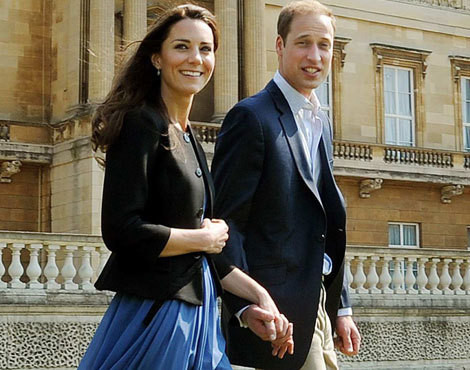 William e Catherine