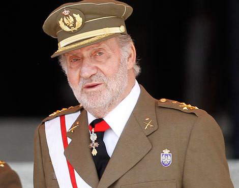 Rei Juan Carlos de Espanha