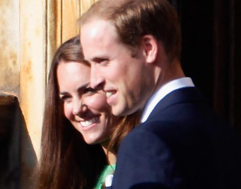 Catherine e William