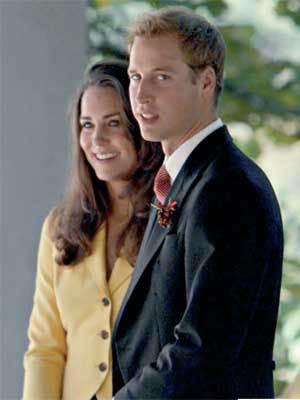 Kate Middleton e William de Inglaterra