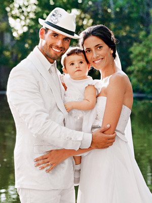 Telma Santos e Pedro Guedes: Um dia de casamento mágico