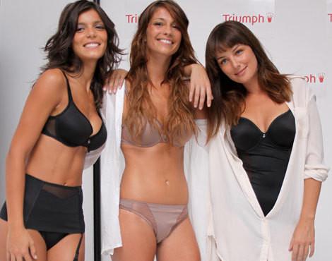 Andreia Rodrigues, Isabel Figueira e Helena Coelho