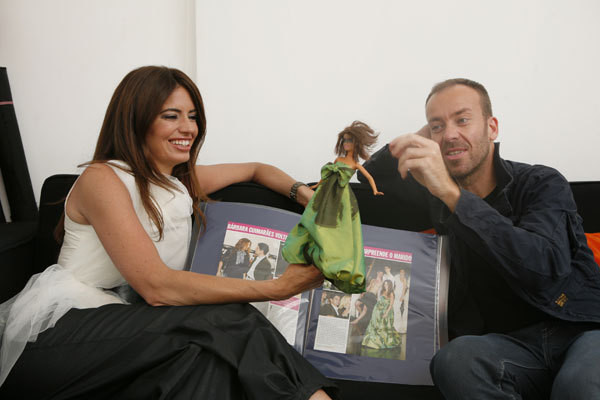 Bárbara Guimarães e José António Tenente