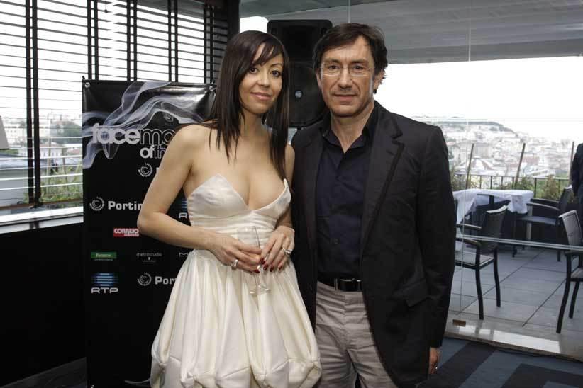 Fátima Lopes e o marido, Eduardo da Bernarda