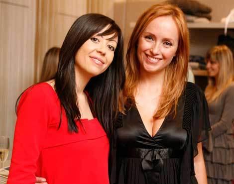 Fátima Lopes e Marisa Cruz