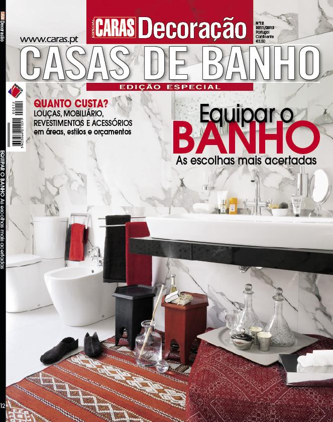 Edição especial com as escolhas mais acertadas para equipar o espaço de banho.
