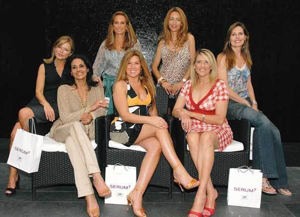 Maria José Galvão de Sousa, Yolanda Noivo, Xenica Jardim, Helena Pedro Nunes, Isilda Peixe, Isabel Nogueira, e Rita Stock