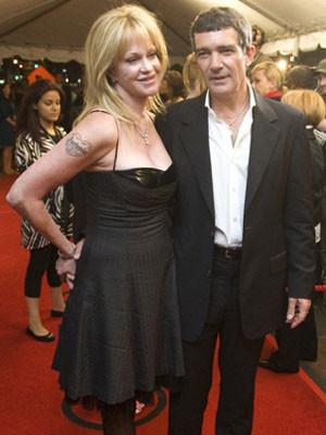 Antonio Banderas e Melanie Griffith continuam apaixonados como no primeiro dia