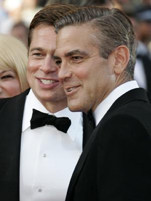 Brad Pitt e George Clooney: os mais aguardados no Festival de Veneza