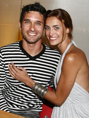 Andreia Dinis e Daniel Teixeira em fim-de-semana romântico