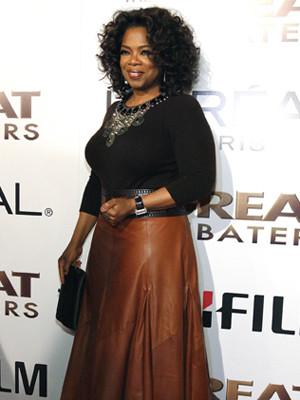 Oprah Winfrey é a celebridade mais rica do mundo