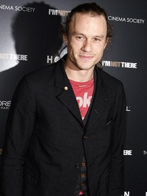 Amigos de Heath Ledger criam fundação com o nome do actor