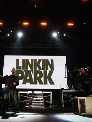 Linkin Park encerram 3ª edição do Rock in Rio