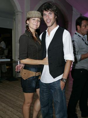 Paula Lobo Antunes e Jorge Corrula continuam muito apaixonados