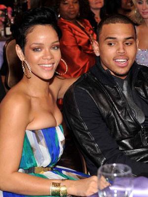 Rihanna e Chris Brown novamente juntos