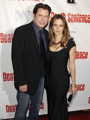 John Travolta e Kelly Preston falam sobre a morte do filho