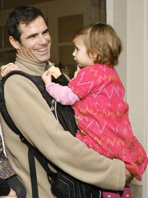 Pedro Lima e Anna Westerlund dedicam todos os fins-de-semana às duas filhas