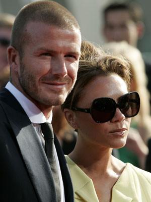 Victoria e os filhos vão para Milão com David Beckham