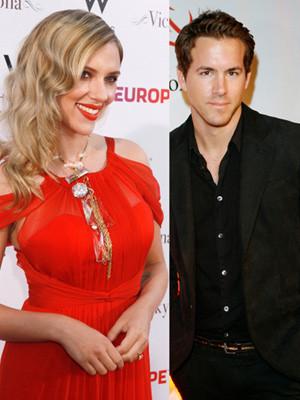 Scarlett Johansson e Ryan Reynolds: Um casal solidário