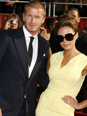 Casal Beckham assaltado por dois funcionários