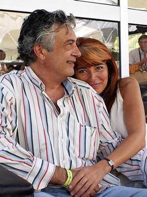 Clara Pinto Correia casa-se com Pedro Palma