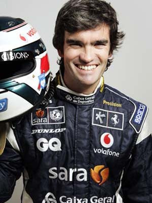 Manuel Gião nomeado para melhor piloto internacional português