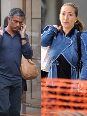 José Mourinho e Matilde: Ausência de fotos juntos em Itália fez nascer rumores de que estariam separados