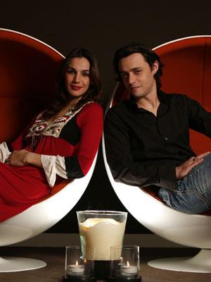 Sylvie Dias e Pedro Lopes aguardam com serenidade a chegada do primeiro filho